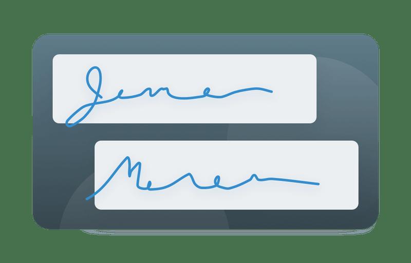 Multi signature